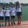 Contundent victòria del Benjamí Masculí B contra el RC Polo en la Lliga Catalana de tennis