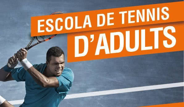 Escola de tennis d'adults