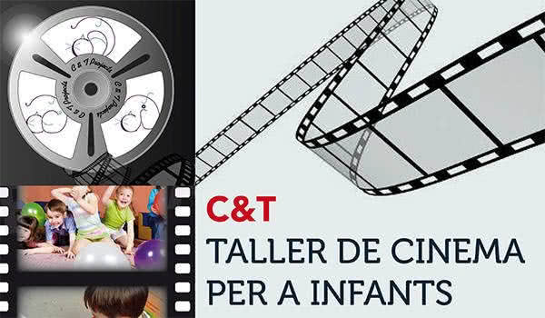 Taller de cinema per a infants