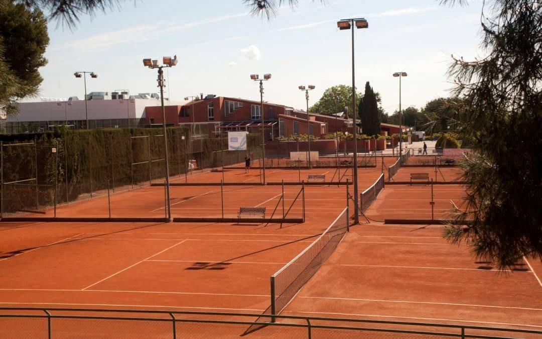 Victòria de l'Aleví Masculí contra el Club Tennis Sant Salvador en la Lliga Catalana de tennis