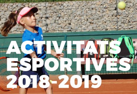 Activitats d'Estiu 2017-2018