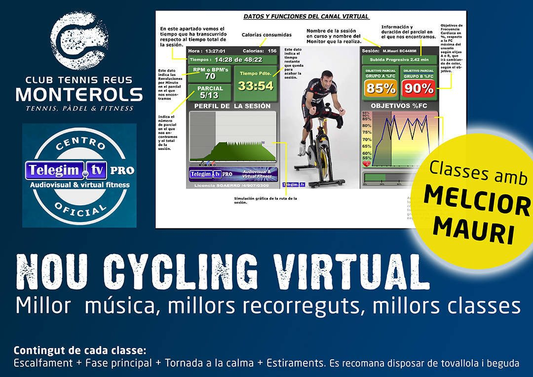 nou cycling virtual copia web