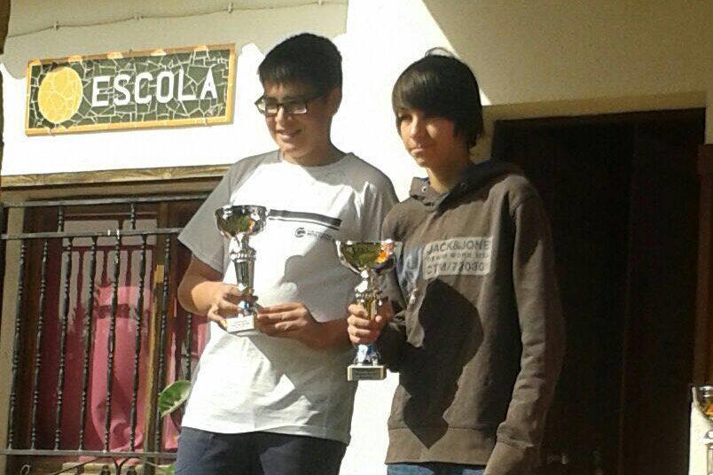 Gerard Wilson i Helena Nava, finalistes de consolació del Circuit Head Promeses del Club Tennis Barà