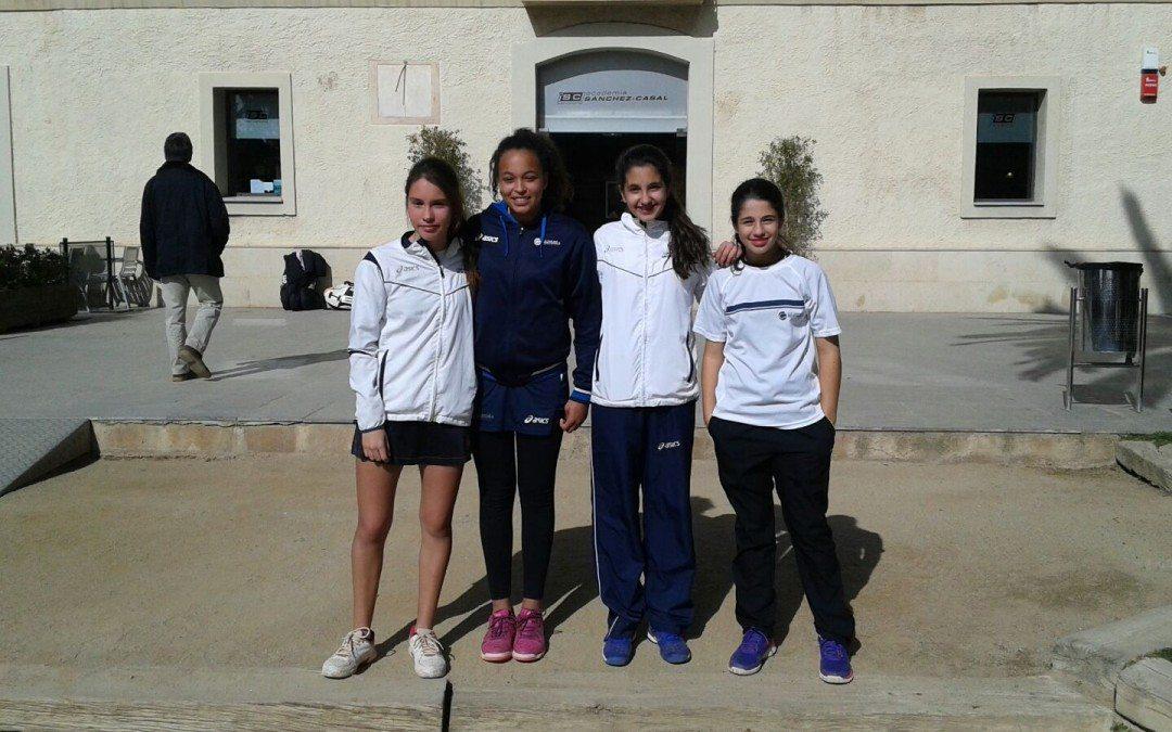 Bons resultats dels jugadors del Club en el Circuit Head del Tennis Barà