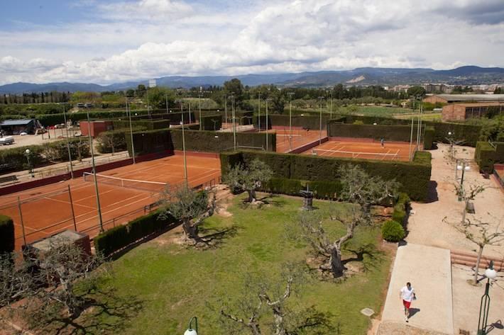 Afectació de la Fase 1 a les instal·lacions del Club Tennis Reus Monterols