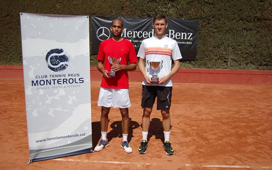 Tadas Babelis es proclama campió del III Open Nacional Ciutat de Reus Pre-Future 2016