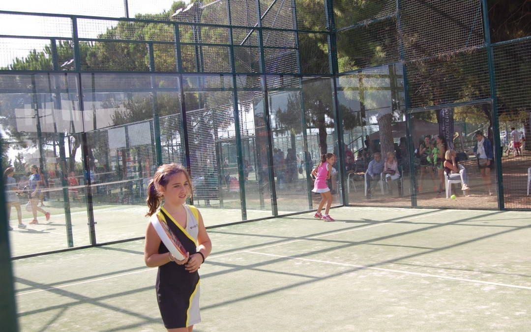Més de 270 padelistes participaran al Gran Slam de Pàdel de menors del Monterols