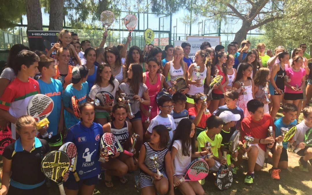 Finalitza el III Gran Slam de Pàdel de menors del Club Tennis Reus Monterols