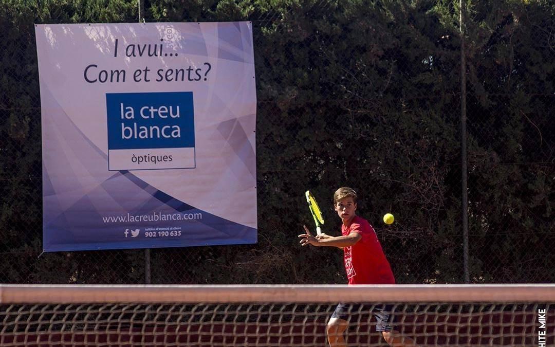 El XXIX Trofeu La Creu Blanca del Monterols arriba a semifinals