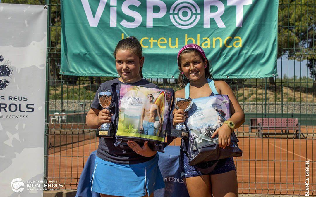 Es defineixen les finals pel dissabte 27 d'agost del Trofeu de tennis juvenil La Creu Blanca del Monterols