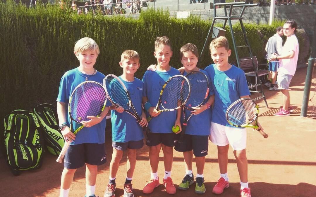 El Club Tennis Reus Monterols participa a la MiniCup del RC Polo