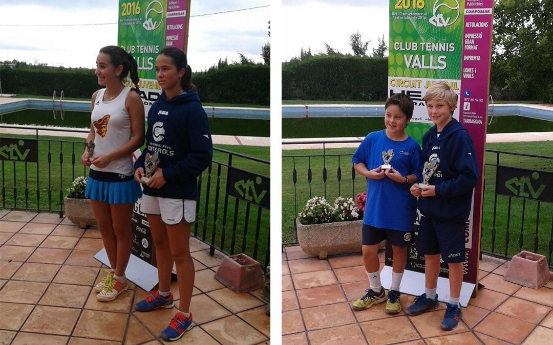 Finalitza el Circuit Head del CT Valls amb bons resultats per als jugadors del Monterols