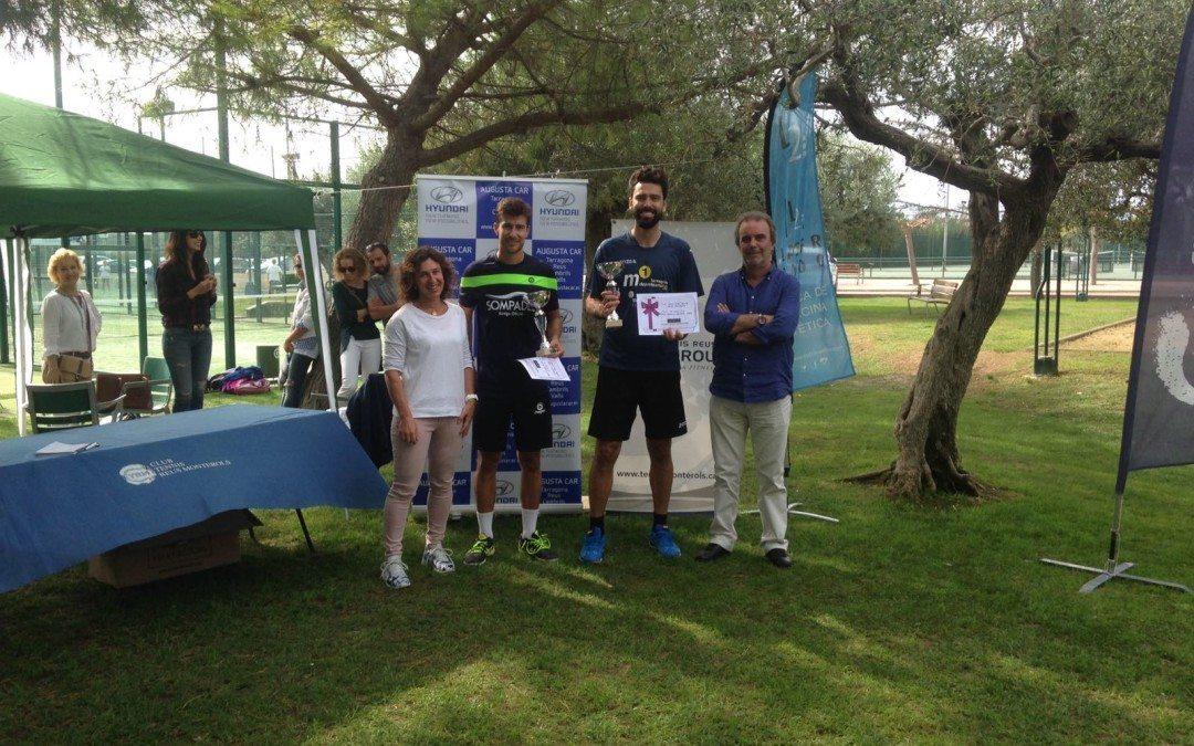 Finalitza el Torneig Bronze de Pàdel Hyundai Reus del Monterols amb la victòria de les parelles de primera categoria Marino Pérez – Dani Galiano i Laura Casanovas – Andrea Jover