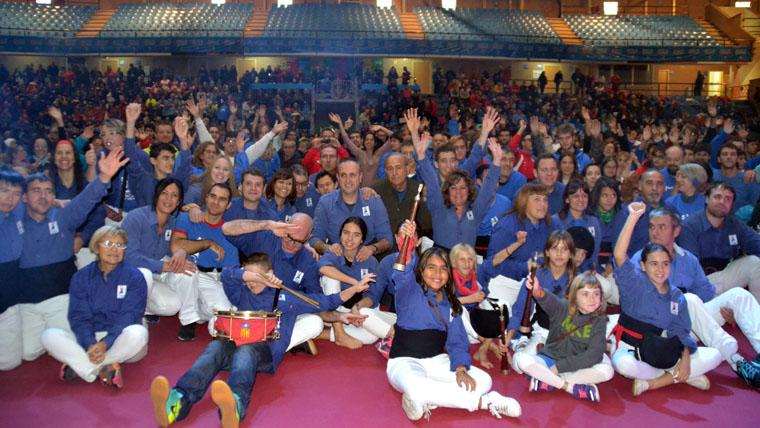 Reus s'acomiada dels Special Olympics amb una gran festa de cloenda
