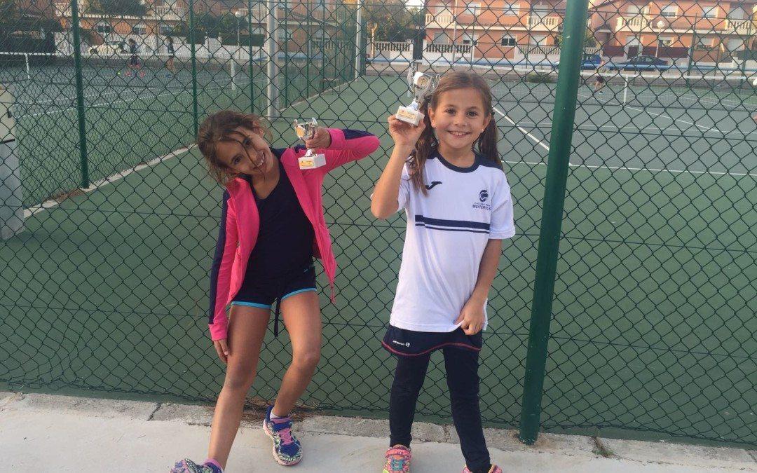 Abril Freixas i Daniela Alba, campiones de consolació del Set Canalla Tour de pàdel