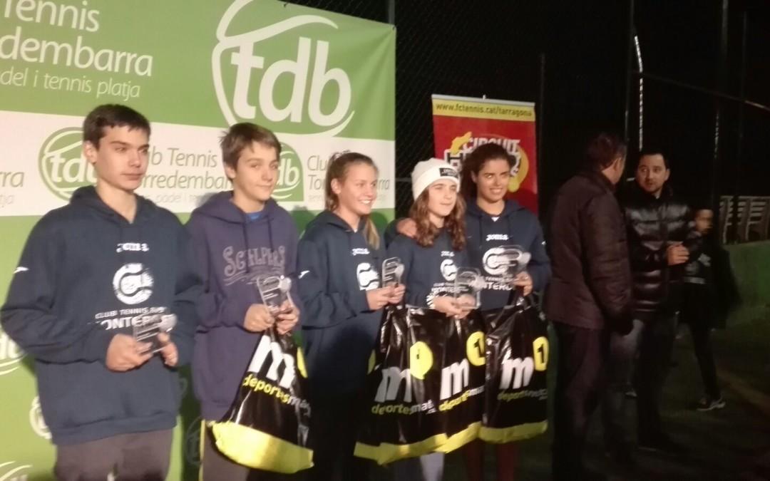 Finalitza el Circuit Head Promeses de Torredembarra amb 5 jugadors del Monterols a les finals