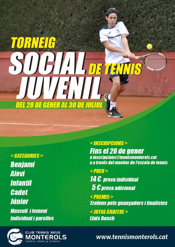 social juvenil 2017