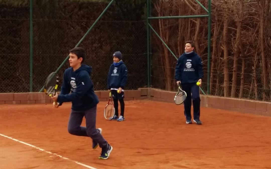Es cel·lebra la segona jornada dels Jocs Escolars, amb seu al Monterols