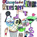 cartell olimpiada escolar