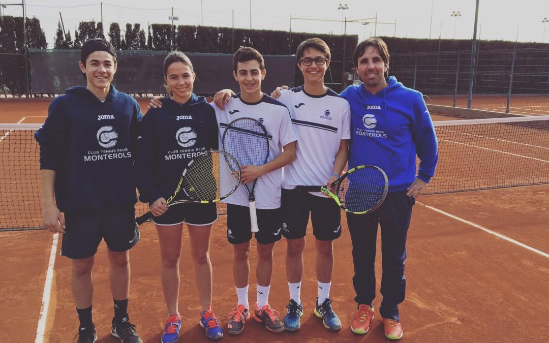 Resultats del jugadors i jugadores del Club al Campionat de Catalunya Júnior
