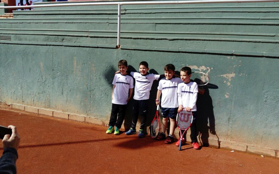 Supertennis 2: Gimnàstic de Tarragona contra Monterols A