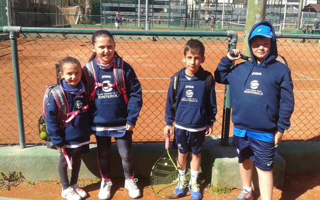 Supertennis 2: Tennis Park contra Monterols B