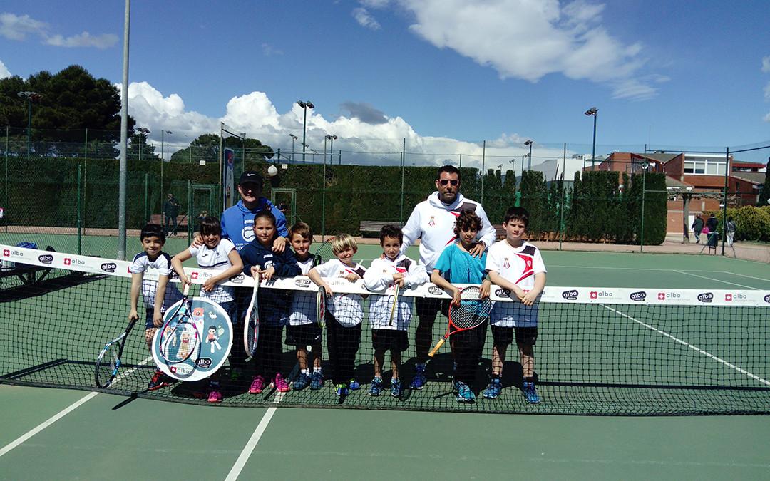 Nova jornada de Supertennis 2 al Club Tennis Reus Monterols