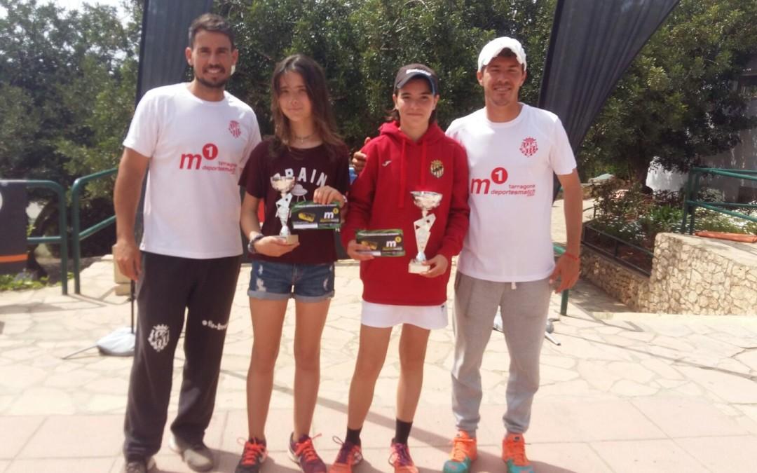Resultats dels jugadors del Monterols al campionat Head disputat al Nàstic