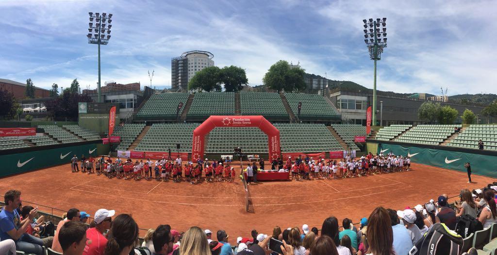 El Monterols disputa la fase final de la Xpress Tennis Cup a la Vall d'Ebron