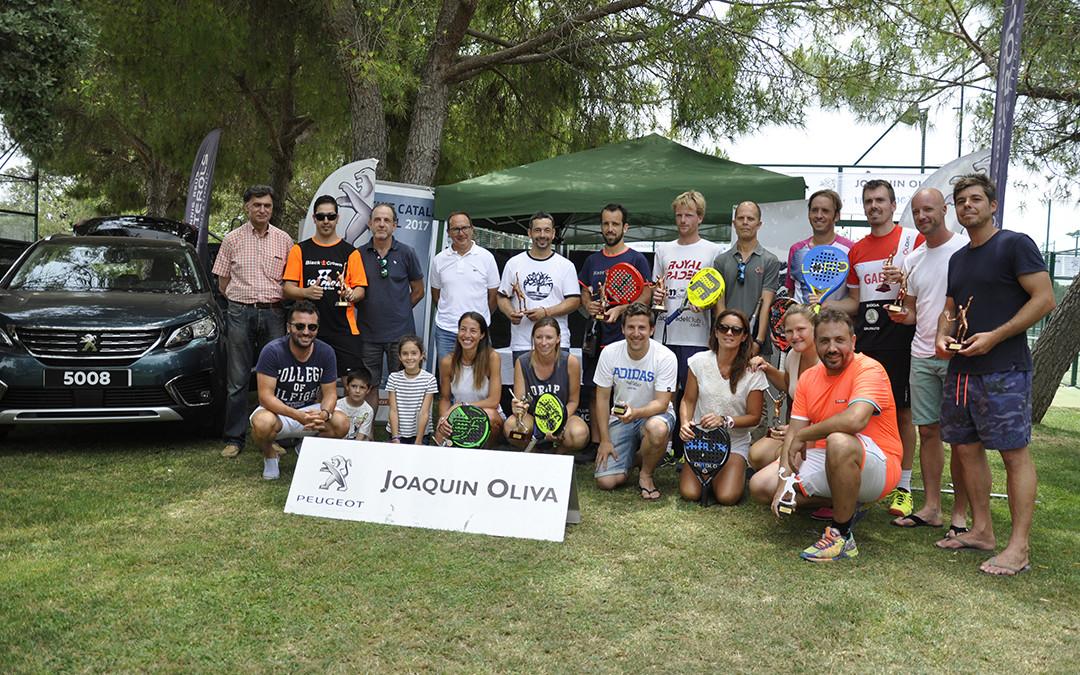 Jordi Juan i David Luque campions del Gran Slam de Pàdel Peugeot Joaquin Oliva – Trofeu Ciutat de Reus del Monterols