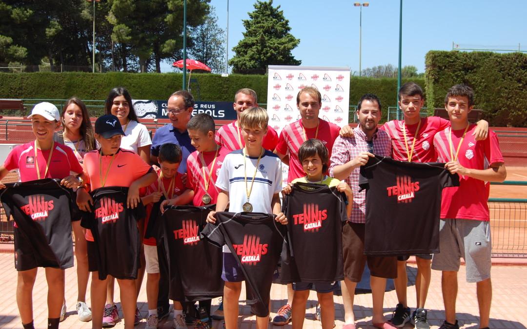 Finalitza el Campionat Provincial de tennis en categoria Aleví i Absolut