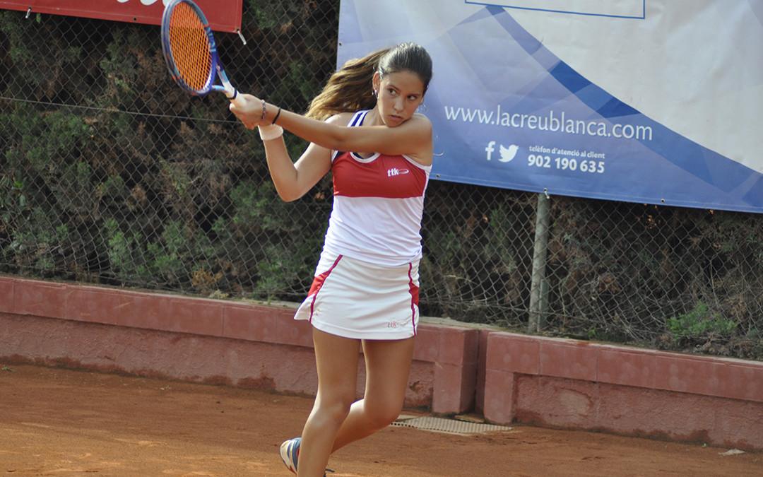 Es defineixen les finals pel dissabte 26 d'agost del Trofeu de tennis juvenil La Creu Blanca del Monterols