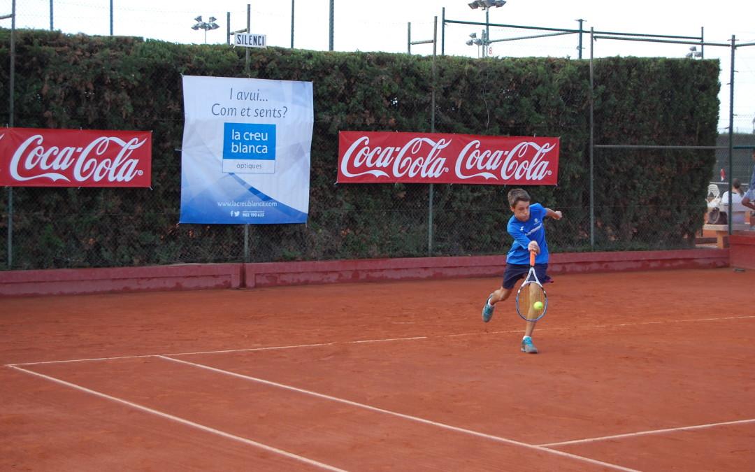 El Monterols dóna tret de sortida a la30aedició del Trofeu de tennis juvenil La Creu Blanca