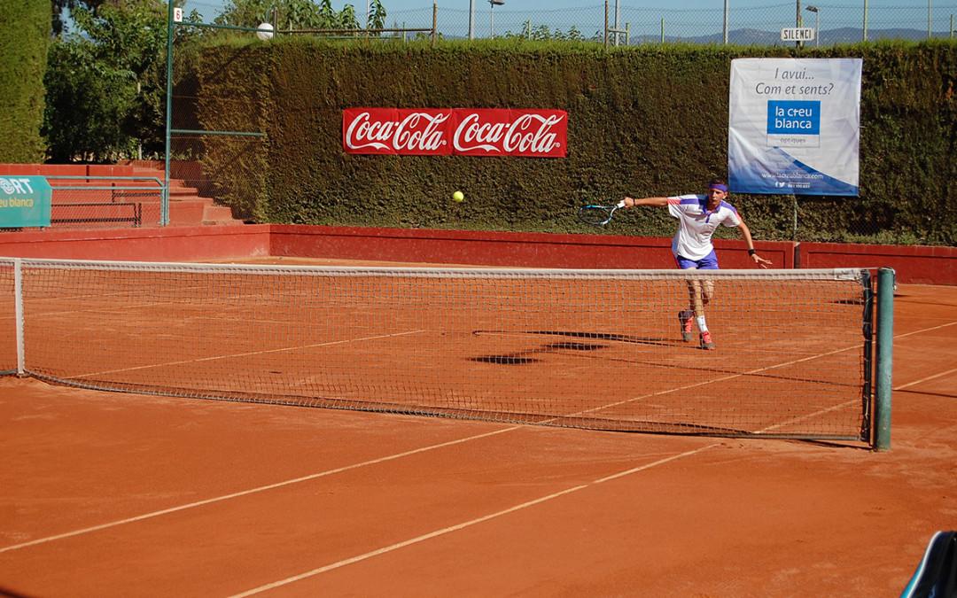 Més de 100 tenistes participaran al Trofeu La Creu Blanca de tennis del Club Tennis Reus Monterols