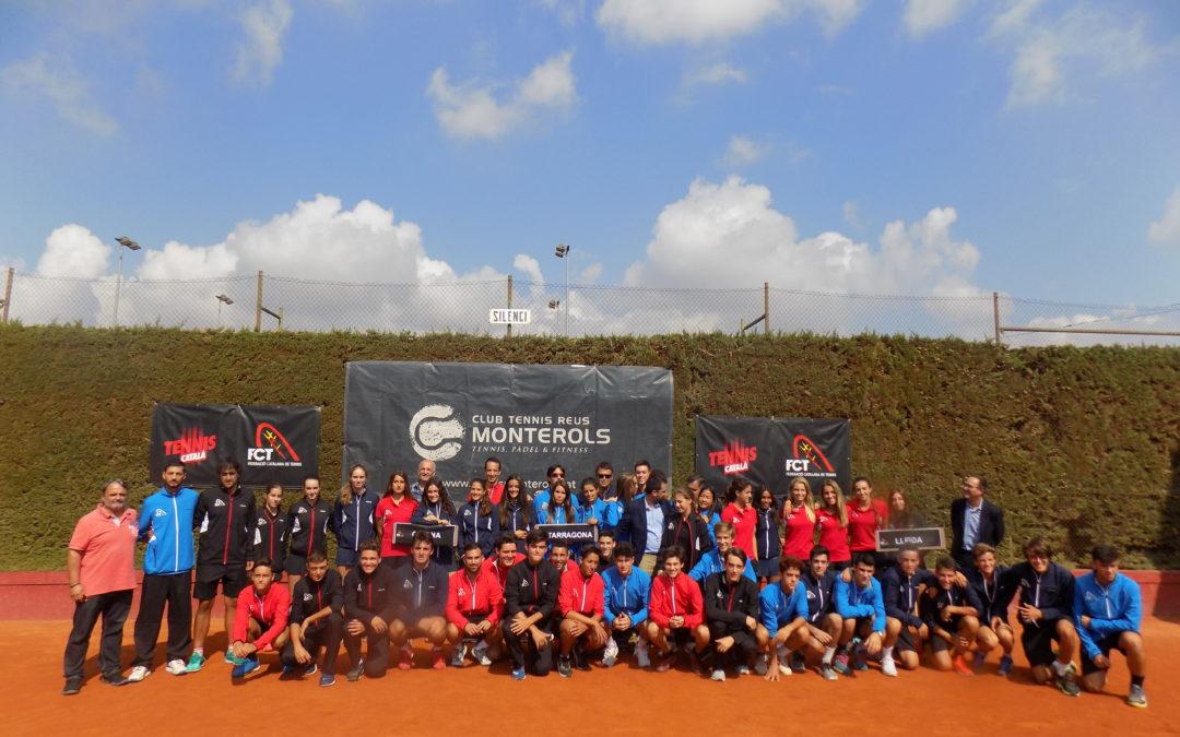 Celebrat el 1er Campionat de Catalunya per Seleccions Provincials