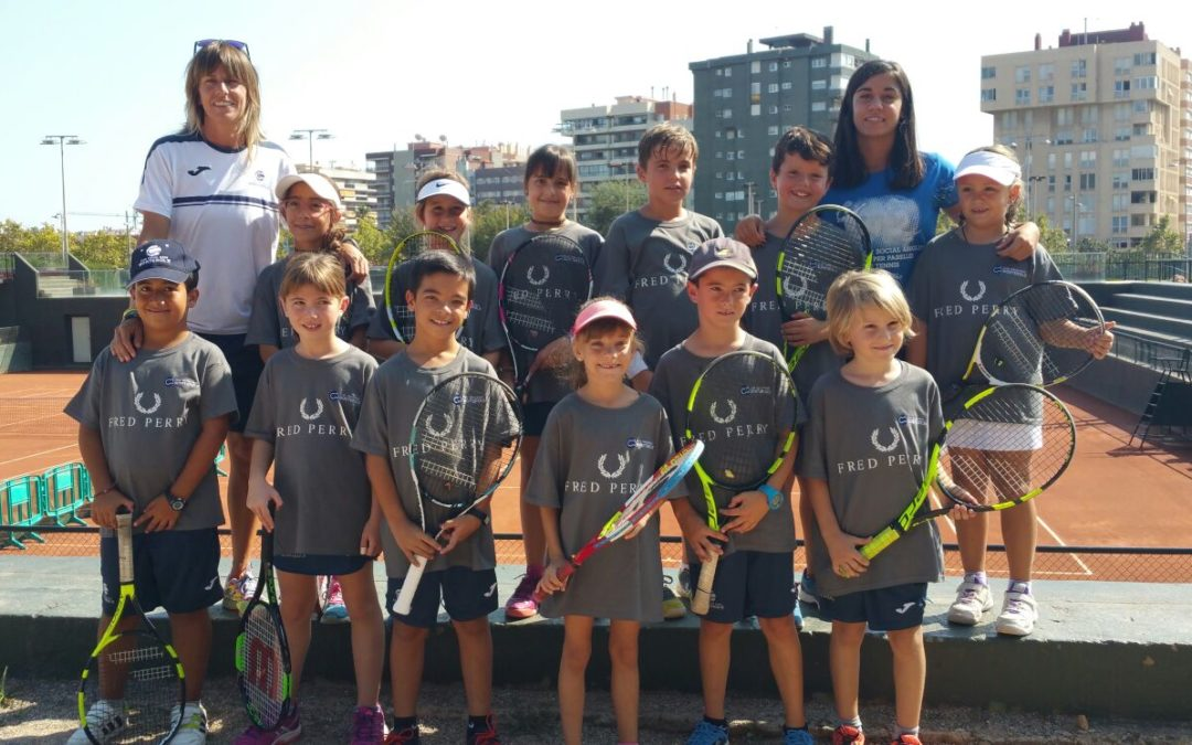 El Club Tennis Reus Monterols participa en la Mini Cup del RC Polo de Barcelona
