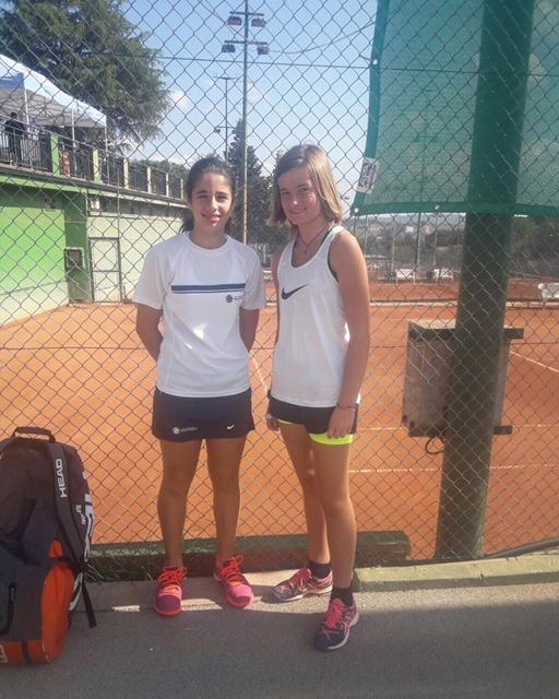 Angela Pérez es proclama sots-campiona infantil del Màster del Circuit Juvenil de tennis d'Estiu