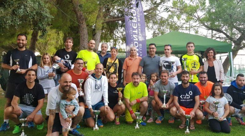 Figuerola-Ferrini y Torné-Cros triunfan en el Bronze del Reus Monterols