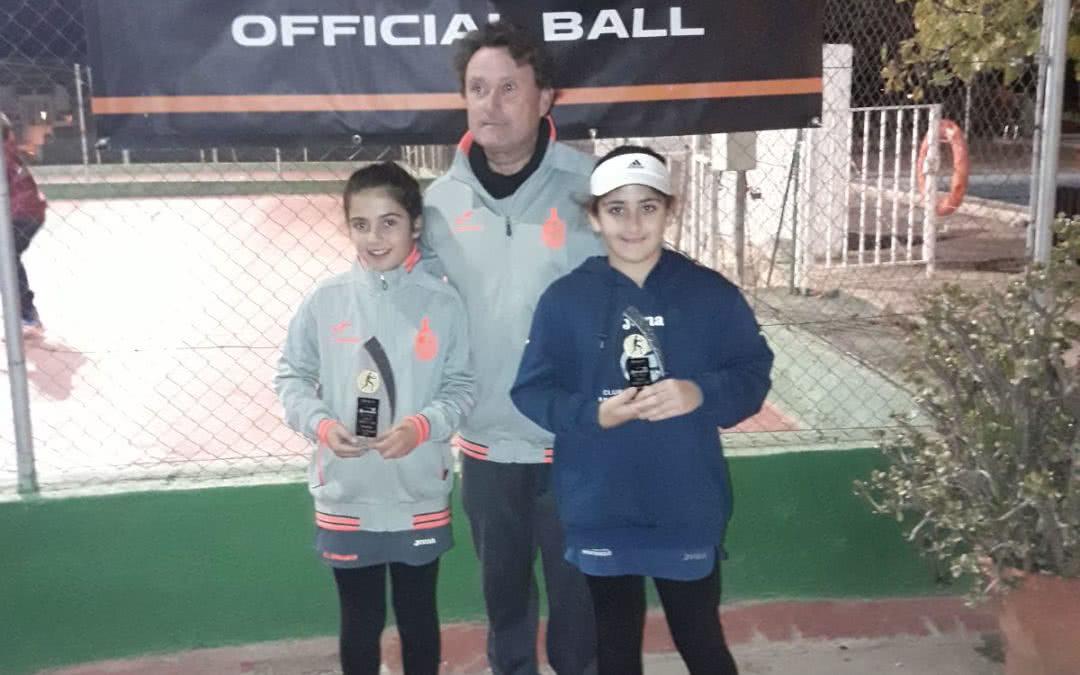 Finalitza la prova del Circuit Head al CT Serramar amb bons resultats per als nostres jugadors