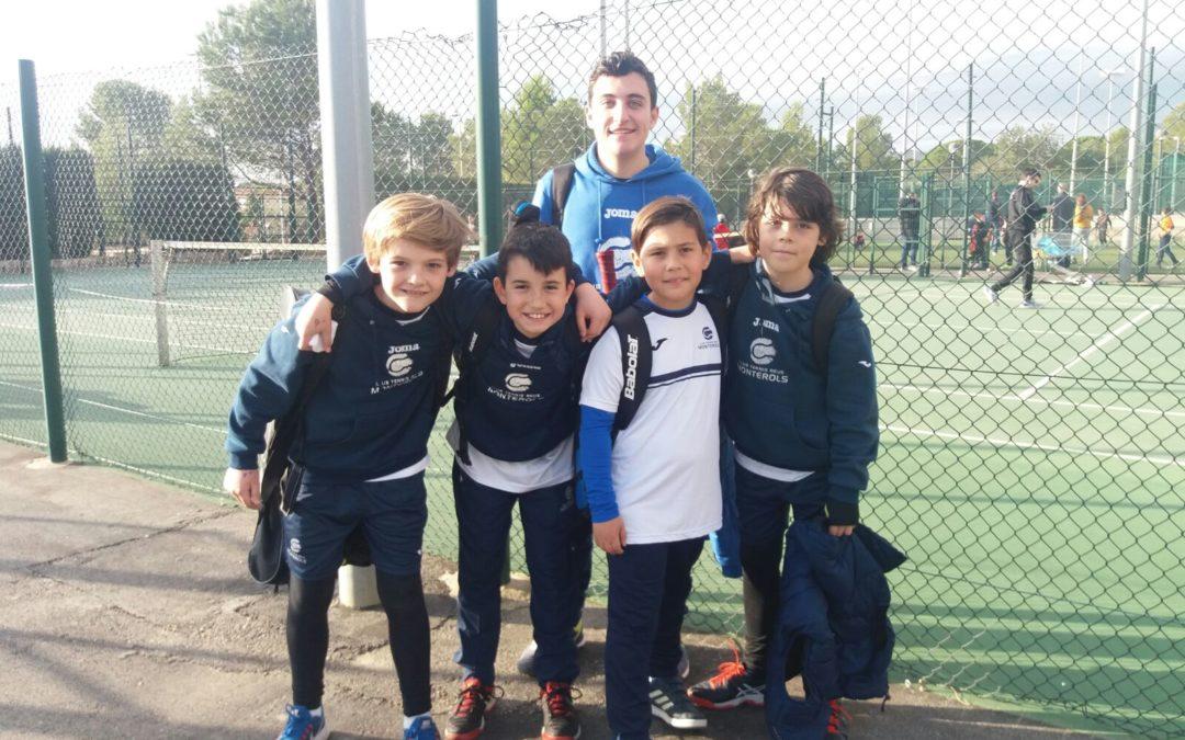 Primera jornada dels Jocs Esportius Escolars a l'Hospitalet de l'Infant