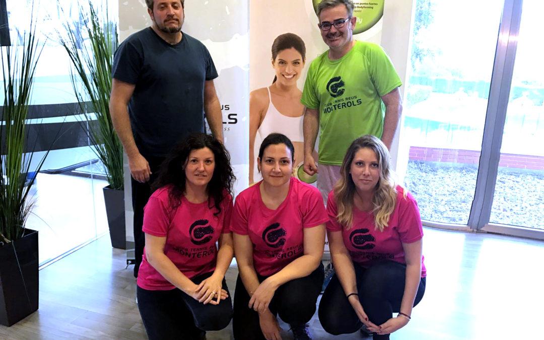 El Club Tennis Reus Monterols busca 6 persones que vulguin aprimar-se gratis!