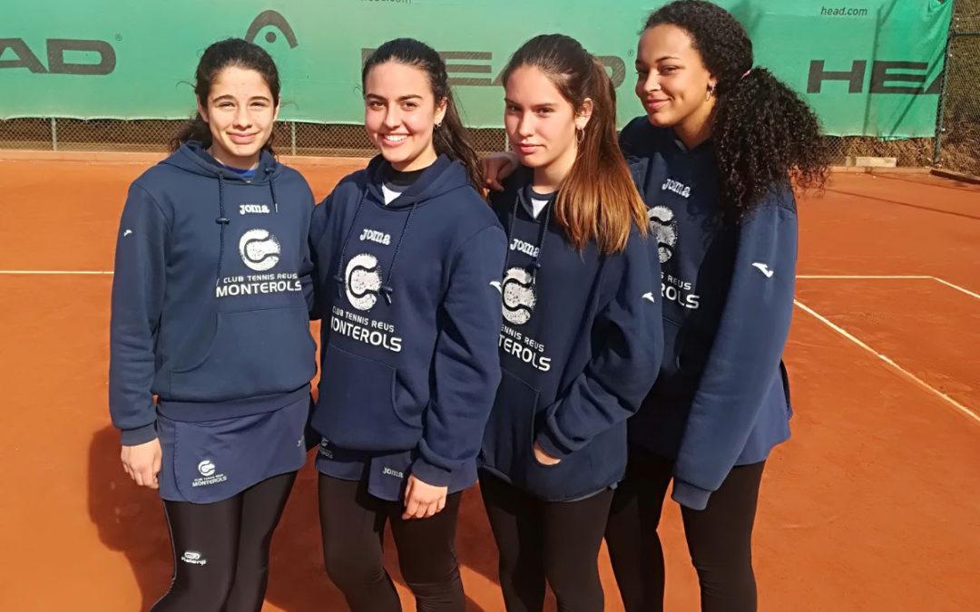 El Cadet Femení, a un pas de la final del Campionat de Catalunya Or