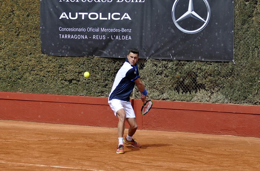 Demà es jugarà la segona ronda del ITF Future Autolica Mercedes Benz del Monterols