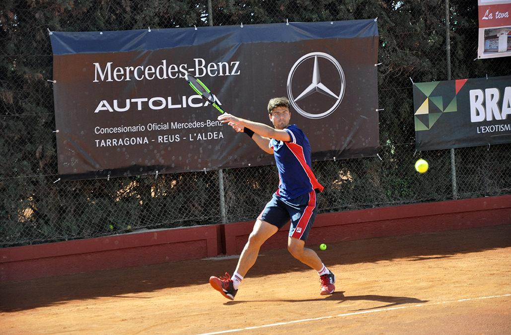 Gian Marco Moroni i Joao Menezes donen la sorpresa al Torneig Internacional ITF Future Autolica Mercedes Benz del Monterols