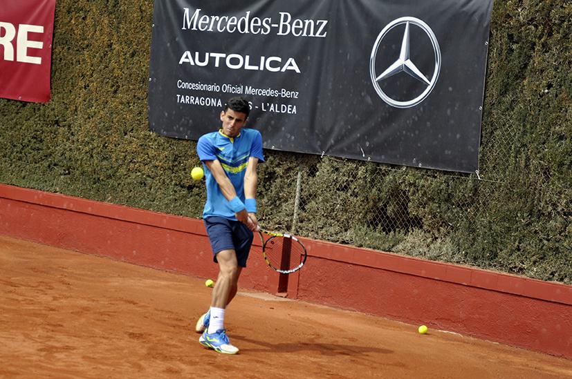 Pol Toledo i Gian Carlo Moroni s'enfrontaran en la final del ITF Futures Autolica Mercedes-Benz del Monterols