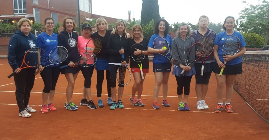 Campionat Interclubs de tennis +30 de dobles femení