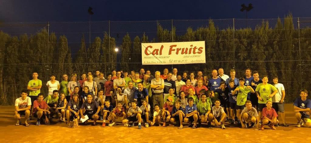Es celebra la segona edició de les 12 hores de tennis