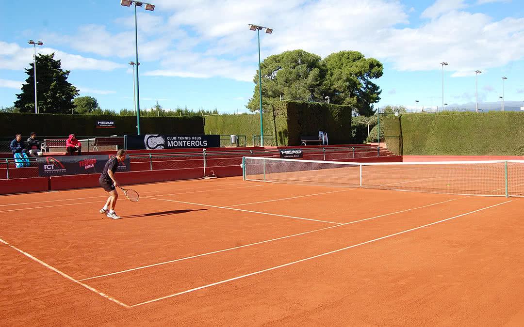Es celebren les finals del Campionat Provincial Sènior i Absolut al Club Tennis Reus Monterols