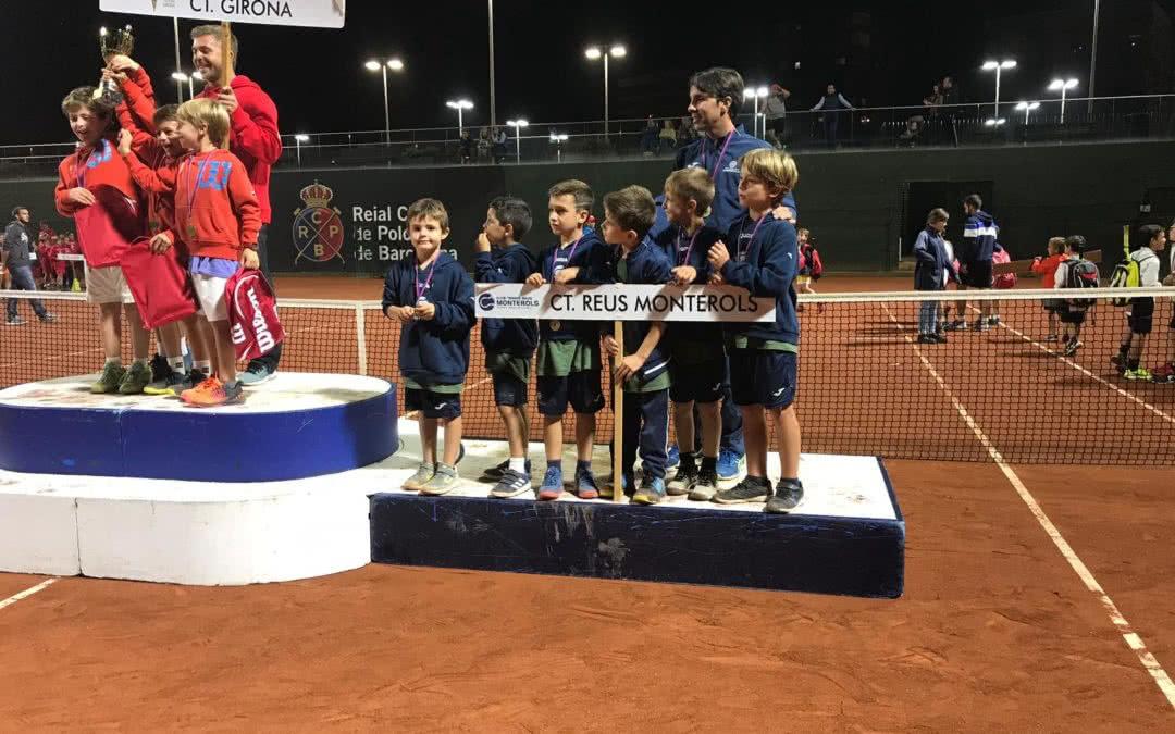 Cinc equips del Monterols juguen la fase final del torneig Mini Cup del RC Polo de Barcelona