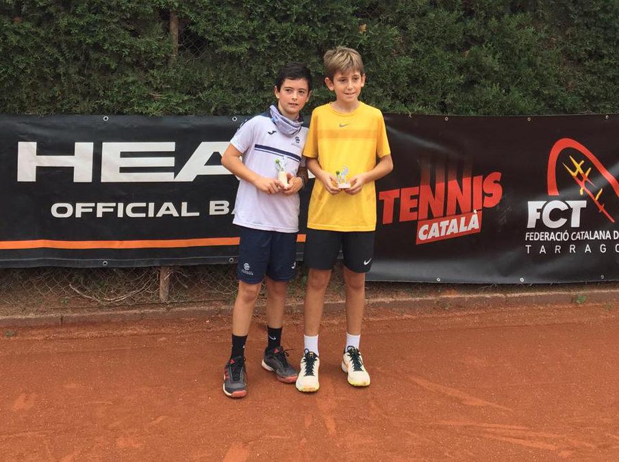 Biel Téllez es proclama campió benjamí masculí del Circuit Provincial d'Hivern del CT Valls